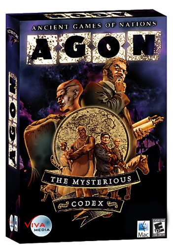 AGON (Ancient Games of Nations): The Mysterious Codex (Mac)