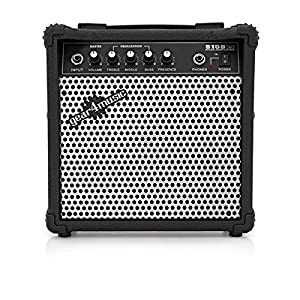 15-Watt-Bassverstärker von Gear4music