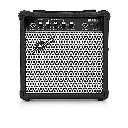 Amplificador de Bajo Eléctrico de W de Gearmusic
