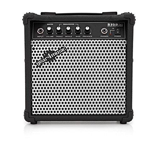 Amplificador de Bajo Eléctrico de 15W de Gear4music product image