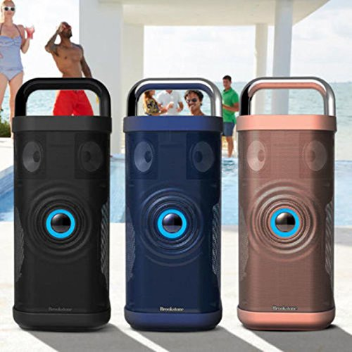 Brookstone Big Blue Party speaker