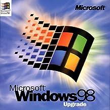 Microsoft Windows 98 retail UPGRADE 1st Edition