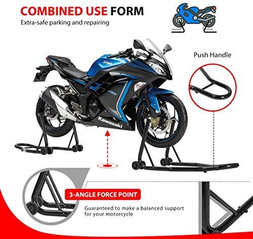 4 SPECSTAR+Motorcycle+Universal+Swingarm+Kawasaki