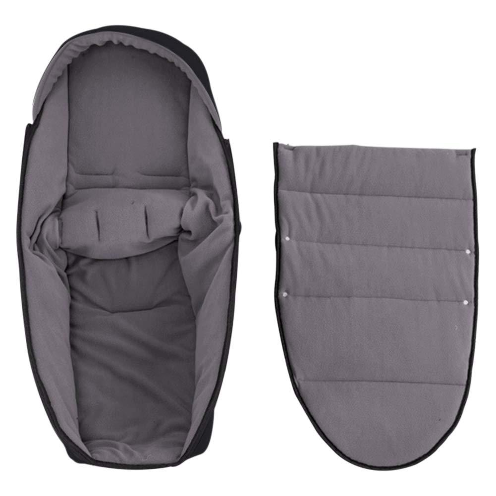 Mit Kapuze Auto Sitzbezug Warme Fu/ßsack Babyschlafsack Schlaf Sack Kleinkind Bundle Weiche Bunting Tasche Meijunter Kinderwagen Schlafsack