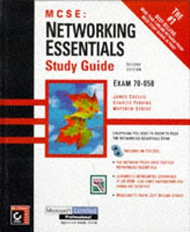 mcse networking essentials study guide 2nd edition cd rom james rh amazon com Networking Essentials 6th Edition Guide to Networking Essentials