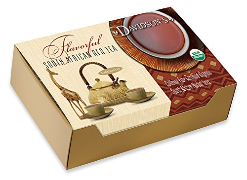 Davidsons Tea African Rooibos 100 Count product image