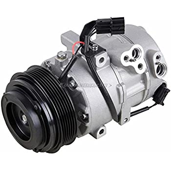 New DVE16 AC Compressor & A/C Clutch For 2015 Hyundai Tucson 2.0L - BuyAutoParts 60-04014NA New