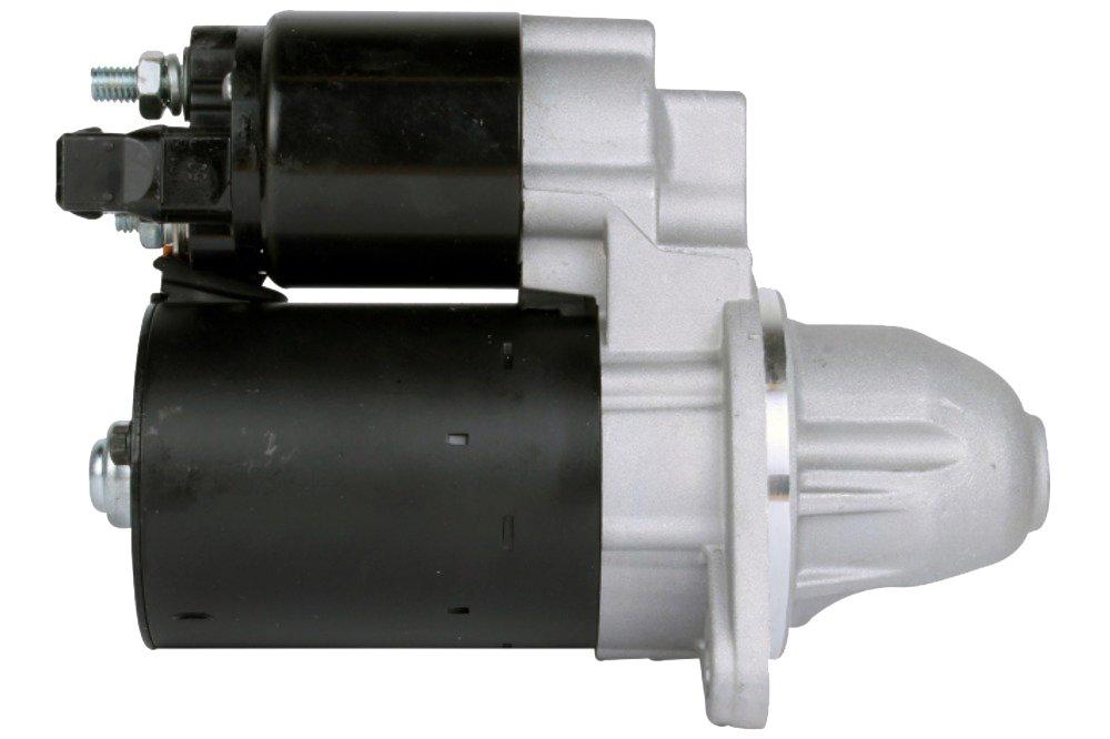 HELLA 8EA 012 528-041 Starter, Zä hnezahl 9, Spannung: 12V, Leistung: 1,2kW Hella KGaA Hueck & Co.