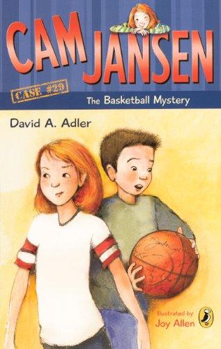Binding Cami - Cam Jansen And The Basketball Mystery (Turtleback School & Library Binding Edition) (Cam Jansen Adventure)