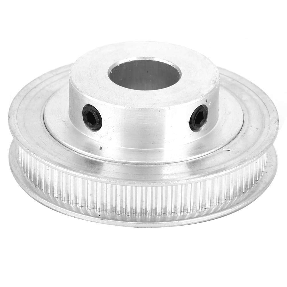 80 Teeth Synchronous Wheel Internal Diameter Reduction Drive Pulley for 6 mm Wide Timing Belt 2GT Timing Pulley 5mm