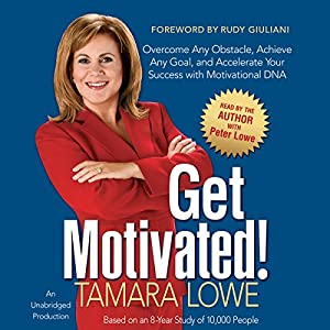 Get Motivated! Audiobook