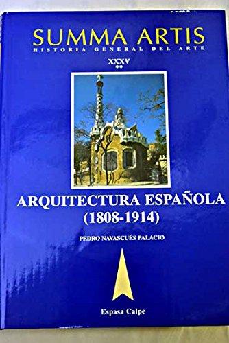 Descargar Libro Summa Artis Xxxv Tomo 2. Arquitectura Española Pedro Navascues Palacio