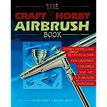 Craft And Hobby Airbrush Book