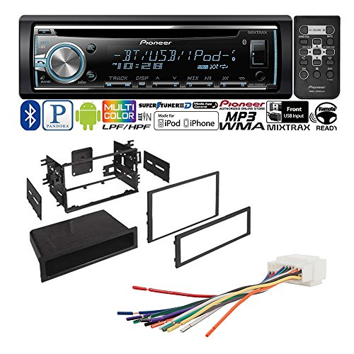 ACURA HONDA 1986-2001 CAR STEREO RADIO DASH INSTALLATION MOUNTING KIT W/ WIRING HARNESS by AMERICAN INTERNATIONAL, METRA, SCOSCHE, PIONEER