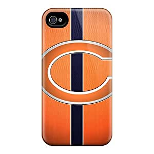 Designed Slim Fit Protector Chicago Bears Custom Cases Specially Design Iphone 5/5S