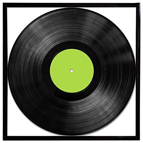 Retro Vinyl Lp Record Album Square Frame 30 Centimeter 12 Inch