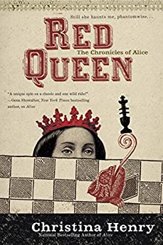 Queen Chronicles Alice Christina Henry ebook product image