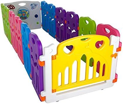 Cannons UK Plastic Baby Playpen Play Pen Baby Den D