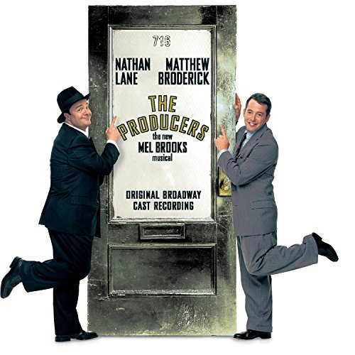The Producers (2001 Original Broadway - The At Beach Stores Broadway