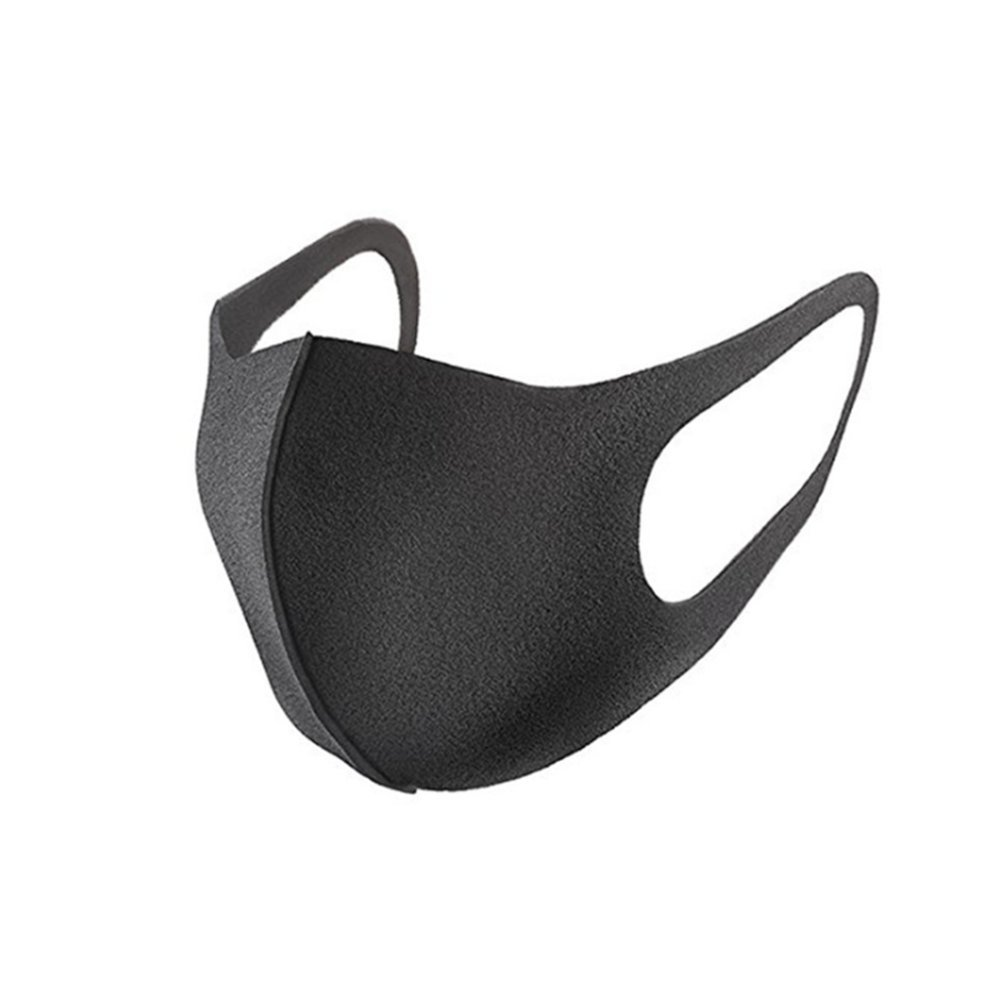 Unisex Stereo Anti-haze Face Mouth Mask, Safety Dust Pollen Allergy Flu Earloop Face Washable Filter Face Masks for Running, Cycling and Daily Wear FEORJGP