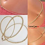 14k Gold Waist Beads, Wedding Gift, African Waist Beads, Waist Beads, Sale, 14k bead necklace, crop top, body chain, Gifts for her, African Jewelry, Summer Jewelry, Beach Wear,