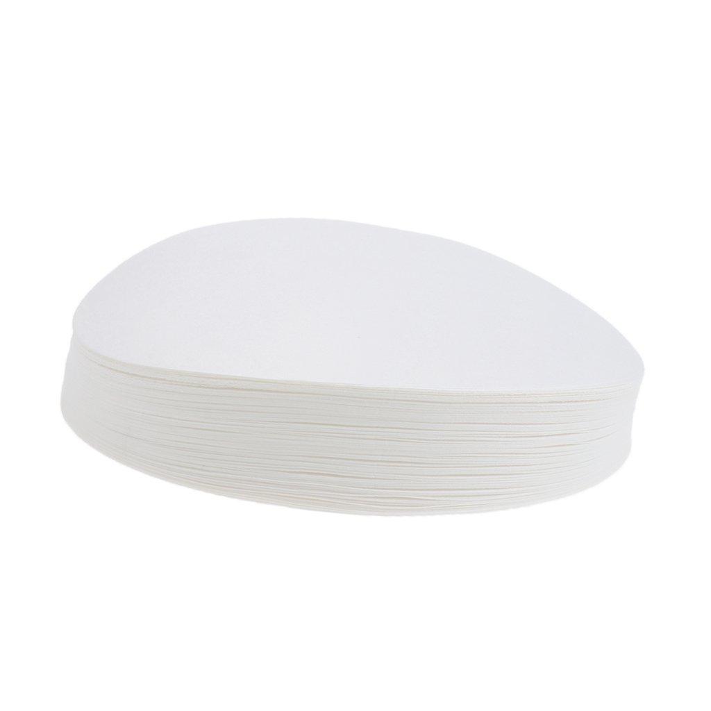 MagiDeal 100x Filtre de Papier Quantitatif Filtre Papier Labaratoire 30-50um - 7cm