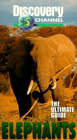 The Ultimate Guide - Elephants [VHS] by Discovery Channel