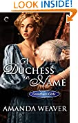 #1: A Duchess in Name (The Grantham Girls)