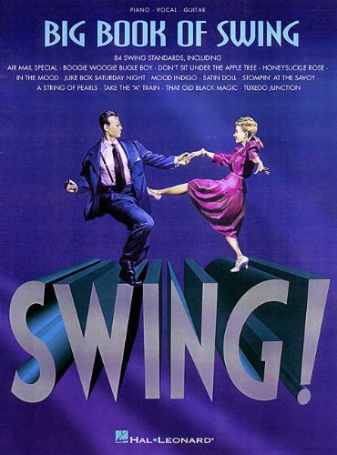 Big Book of Swing (Piano/Vocal/Guitar)