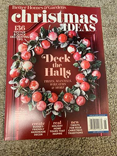 Better homes & garden Christmas ideas 2019 deck the halls Better Homes And Gardens Deck