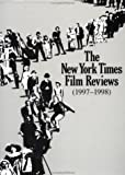 The New York Times Film Reviews 1997-1998, Nyt, 0815333404