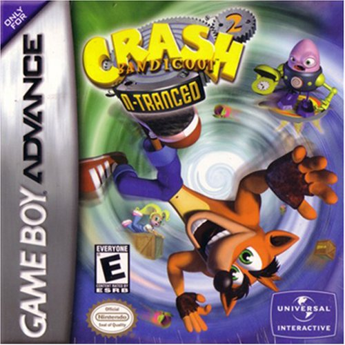 Crash Bandicoot 2: N-tranced