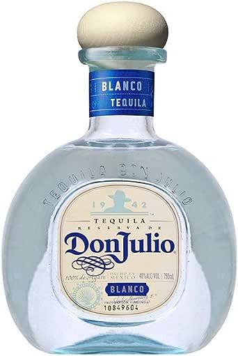 Don Julio Blanco Tequila - 700 ml: Amazon.es: Alimentación