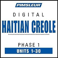 Haitian Creole Phase 1, Units 1-30