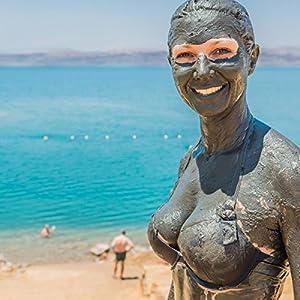 Beauty Dead Sea Mud Mask for Facial Treatment (16oz)