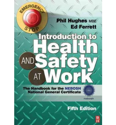 Download Introduction to Health and Safety at Work (Paperback) - Common pdf epub
