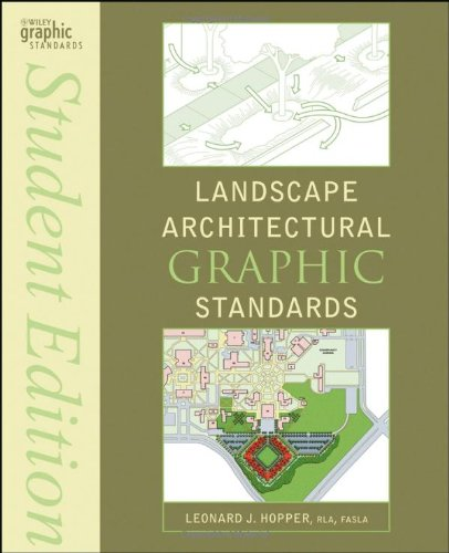 470067977 - Landscape Architectural Graphic Standards