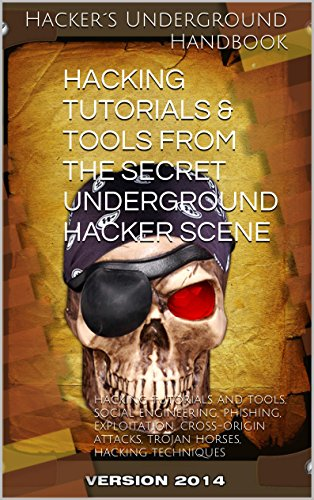 Hacker´s Underground Knowledge: Quick and easy way to learn secret hacking tricks and techniques from a ethical hacker group
