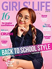 Girls' Life is the #1 magazine for girls ages 10+. Expert advice on school, friendship, family and crushes plus fab fashion inspiration, skincare and beauty tips, pro fitness advice, craft and party DIYs, celeb interviews and more. Parents' C...