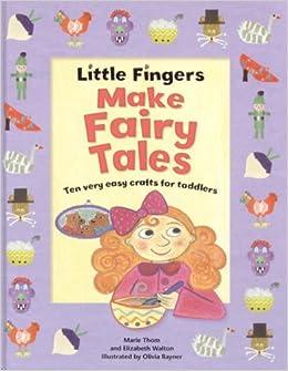 Book Little Fingers Make Fairy Tales PB