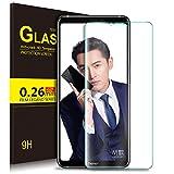 Huawei Honor Note 10 Screen Protector, KuGi Huawei Honor Note 10 Screen Protector, 9H Hardness HD Clear Tempered Glass Screen Protector for Huawei Honor Note 10 Smartphone(Clear)