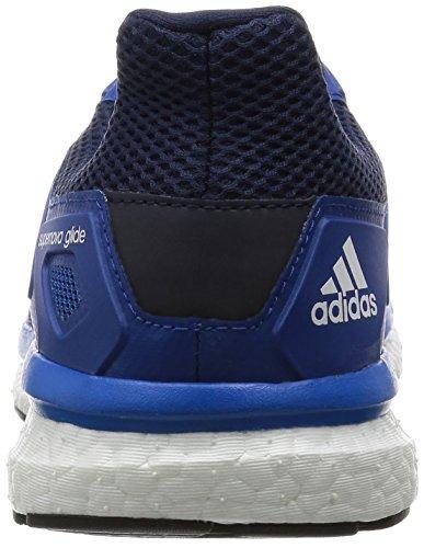 eqtazu Blanc Adidas Maruni Supernova Homme 8 De Course Ftwbla M Chaussures Glide Bleu qOzqHv