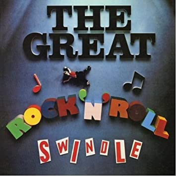 Sex pistols the great rock and roll swindle