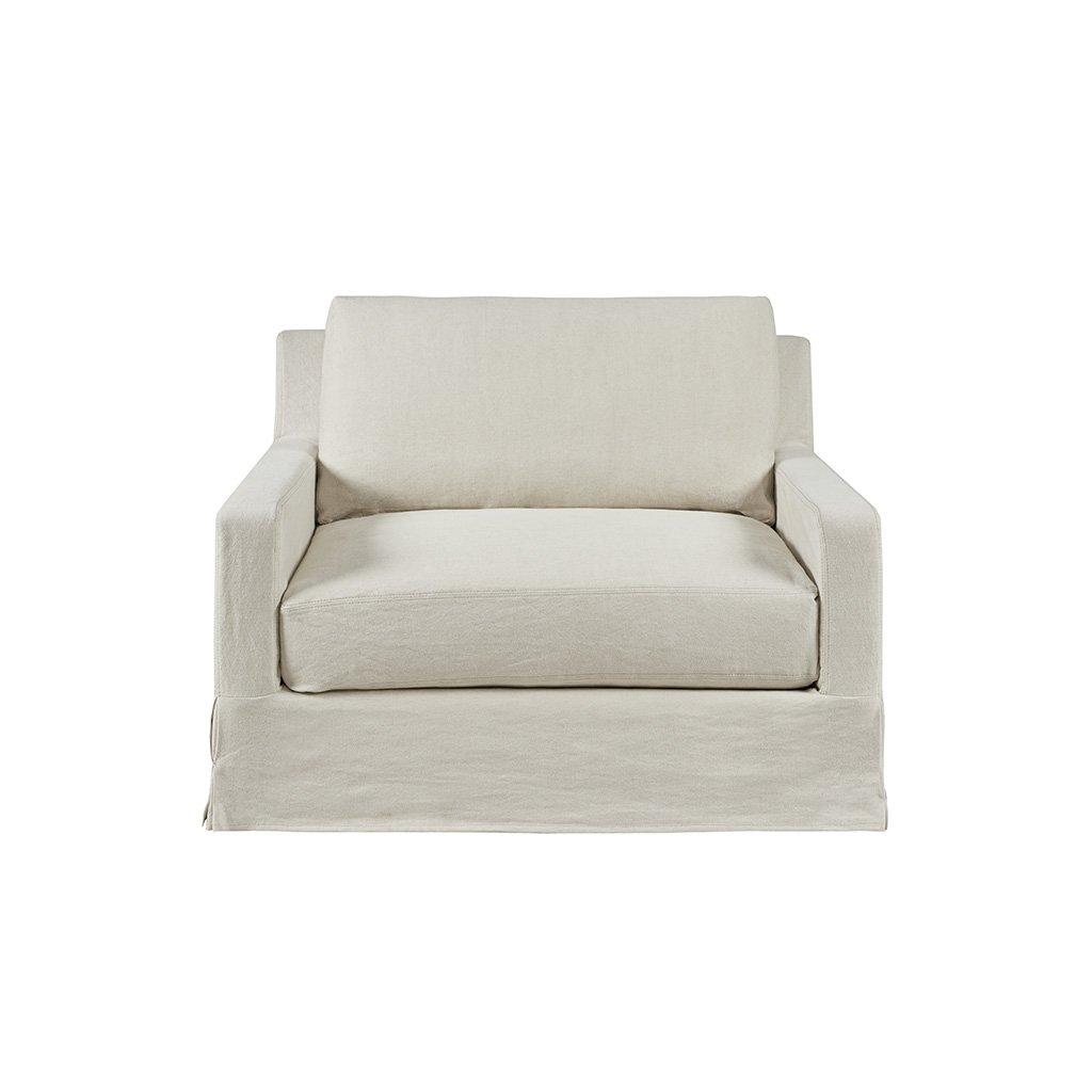Amazon.com: Harbor House Belgium Oversized Chair and A Half ...
