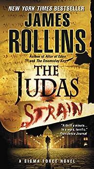 Judas Strain Sigma Force Novel ebook product image