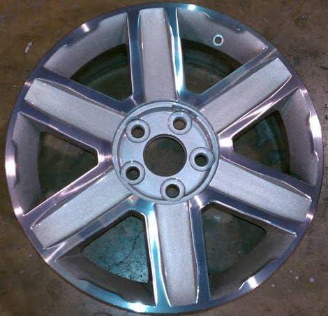 GMC Terrain 18x7 5450 Factory Original Equipment OEM Refurbished Wheel Rim
