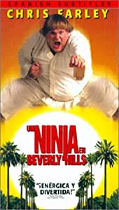 Amazon.com: Un Ninja Em Beverly Hills [VHS]: Chris Farley ...