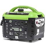 Lifan Energy Storm ES2200sc, 1800 Running Watts/2200 Starting Watts, Gas Powered Portable Generator