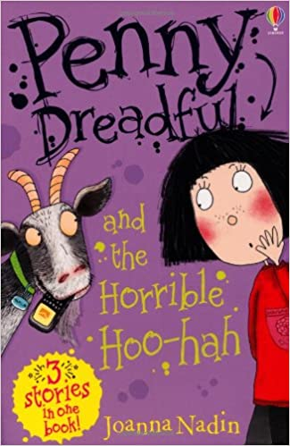 Book Penny Dreadful and the Horrible Hoo-hah