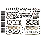 cciyu Head Gasket Kit with Bolts Replacement fit for Sedona Kia Sorento HS26293PT-1 02-06